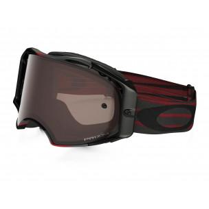 Masque OAKLEY Airbrake MX Nemesis Red/Gunmetal écran Prizm MX Black Iridium