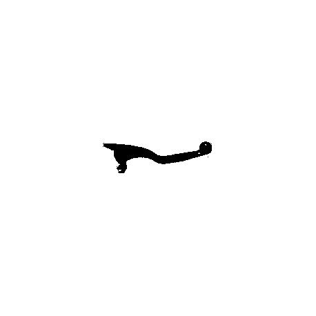 Levier de frein V PARTS type origine aluminium coulé poli