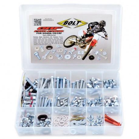 Kit visserie Pro Pack Bolt Honda CR/CR-F