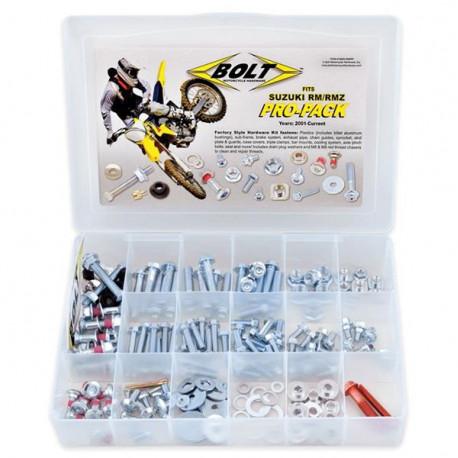 Kit visserie Pro Pack Bolt Suzuki RM/RM-Z