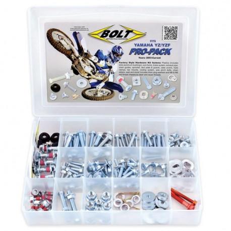 kit visserie Pro Pack Bolt Yamaha YZ/YZ-F