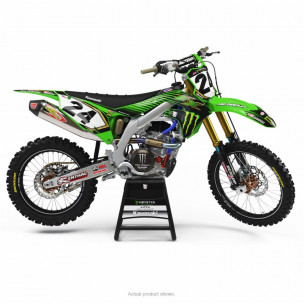 Kit déco PRO CIRCUIT Monster Energy Kawasaki KX450F