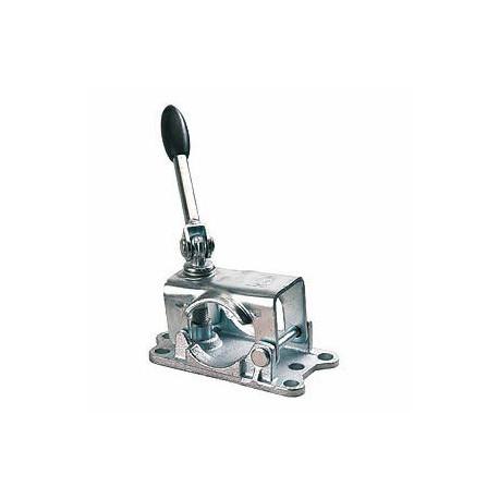 Bride de roue jockey  escamotable diam 48 mm