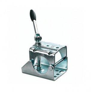 Bride de roue jockey à boulonner escamotable diam 60 mm