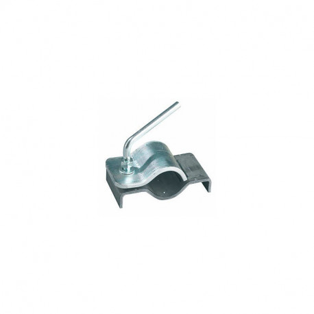 Bride de roue jockey à souder diam 60 mm