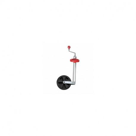 Poignée de manoeuvre pour roue jockey