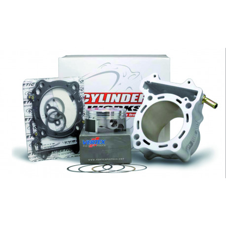 KIT CYLINDRE-PISTON CYLINDER WORKS POUR YAMAHA YZ450F '03-05, WR450F '03-06, 450CC Ø95MM