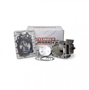 KIT CYLINDRE-PISTON CYLINDER WORKS POUR KTM SXF-350 '11-12,EXC-F 350 '12-15 ET HUSABERG FE350 '13 350CC Ø88MM