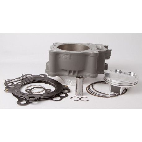 KIT CYLINDRE-PISTON CYLINDER WORKS POUR KX-F250 '11-14 , 250CC Ø77MM
