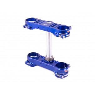 Té de fourche Rocs X-Trig bleu Husqvarna TC/TE/FE 125 & SX, XC-W, EXCF,SXF,EXC,EXCF,