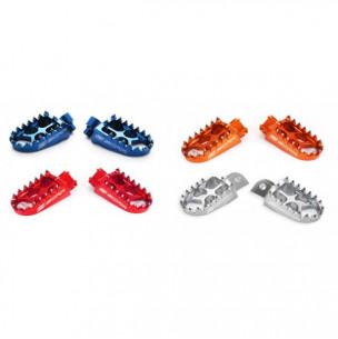 Repose-pieds SCAR Evolution bleu / orange / titane