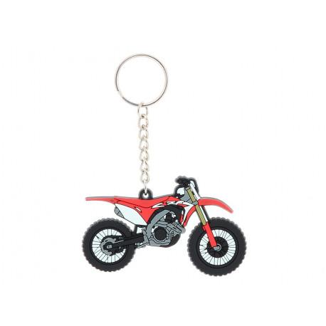 Porte-clef moto HONDA CRF450R